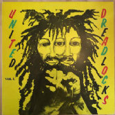 Various Artists - United Dreadlocks Vol. 1 (Joe Gibbs) LP
